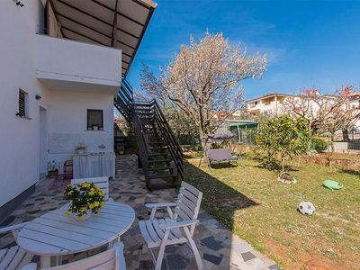 Photo for Studio flat with terrace Novigrad (AS-2536-c)