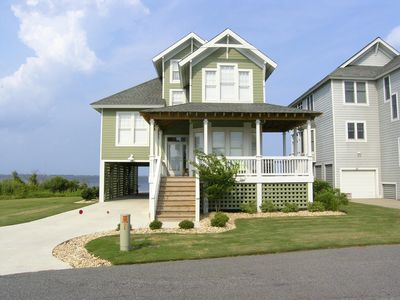 Photo for VL54-4BR/3BA Home with Panoramic Sound Views