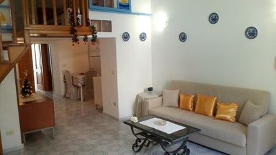 Photo for Cozy apartment located in the heart of the historic center of Ischia Ponte