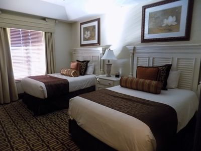 Photo for 4 Bedroom/4 Bathroom Luxury Suite Inside Disney, Wyndham Bonnet Creek