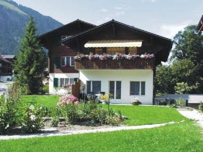 Photo for Apartment Aegertenstrasse 10 in Lenk - 4 persons, 1 bedrooms