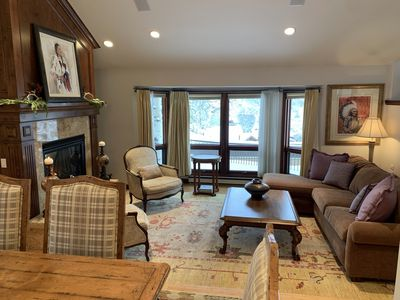 Photo for Save in March!  Luxurious ski in/ski out townhome in Snowmass Village