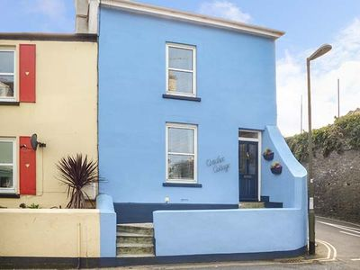 Photo for ANCHOR COTTAGE, pet friendly, with open fire in Brixham, Ref 927344