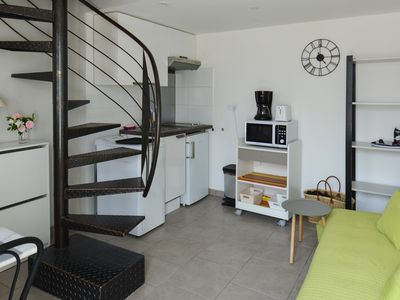 Photo for DUPLEX STUDIO WITH CLIM near Montpellier and beaches Gde Motte-Carnon-Palavas