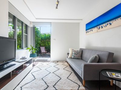 Photo for Paddington Garden Apartment - Pet Friendly