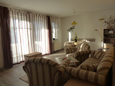 Photo for central, 300m from the beach, renovated 2015, Apartment Strandschlösschen II, wifi