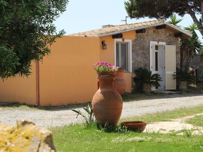 Photo for Cosy house in the peninsula of Sant'Antioco, only 10 minutes away from the sea!