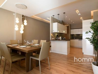 Photo for 142m² Bright Alimos Apartment with Marina View
