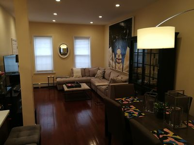 Photo for Modern apartment in quite neighborhood in Astoria