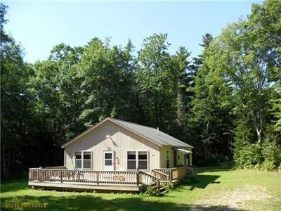 Photo for Beautiful Heated Cottage by Pitcher Pond with 3 gorgeous acres - Sleeps 6