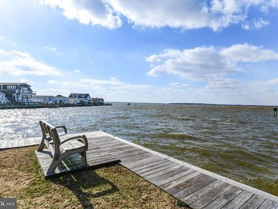 Photo for Bayfront, fully refinished, stunning views, spacious Condo, steps from the beach