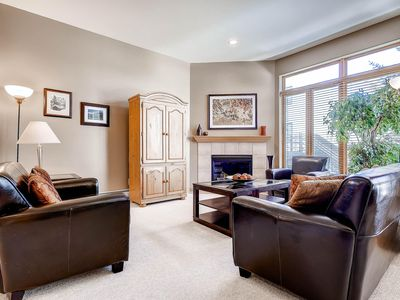 Photo for Contemporary Condo Minutes from the Village - 3 Bedrooms Each with Private Bath