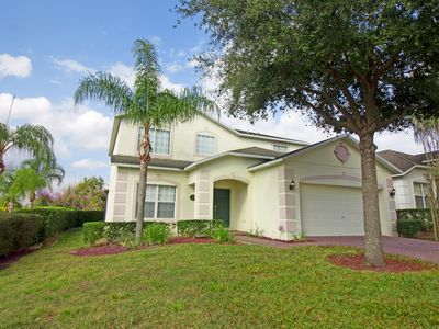 5 Bedrooms - Gated Community Perfect For Disney