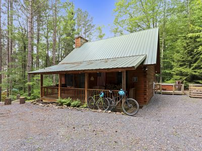 Photo for Perfect location for a Canaan Valley vacation! Welcome to Red Squirrel Pines!