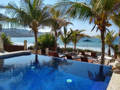 Photo for Punta Mita Litibu Beach Front Studios Sol 3 Vacation Rentals