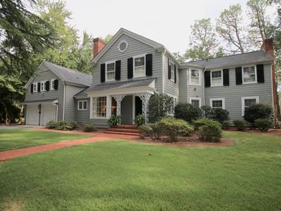 Photo for The Trolley House on Pinehurst #2! Beautiful 6 Bedroom|4.5 Bath home!