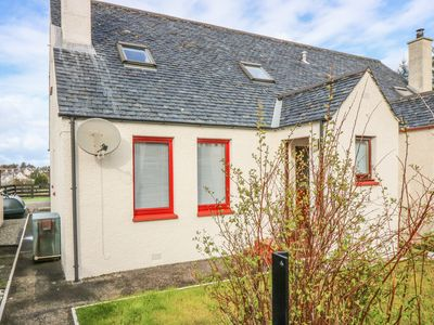 Photo for 25 LANGLANDS TERRACE, family friendly in Kyle Of Lochalsh, Ref 992929