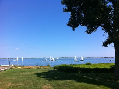Photo for Waterfront Home On Beautiful Barnstable Harbor's Salten Point