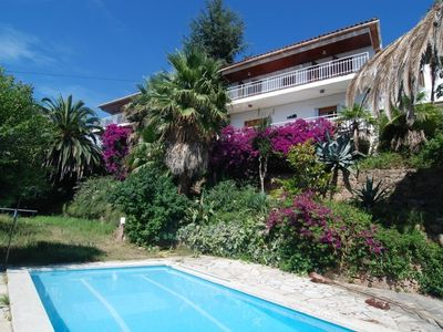 Photo for Club Villamar - Fully detached 18-person holiday villa in the hills of Lloret de Mar on the Costa...