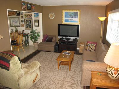 Photo for NEW LOWER SUMMER RATES - Escape to this Charming Home near beach, Disneyland