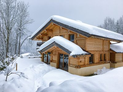 Photo for Design chalet in a quiet area close to amenities