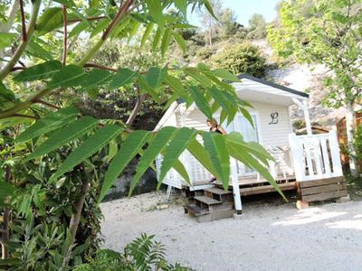 Photo for Camping Les Terrasses Provençales *** - Mobile home Louisiane 2 rooms 2 persons