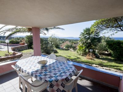 Photo for Beautiful sea view villa just 500 meters from the beach