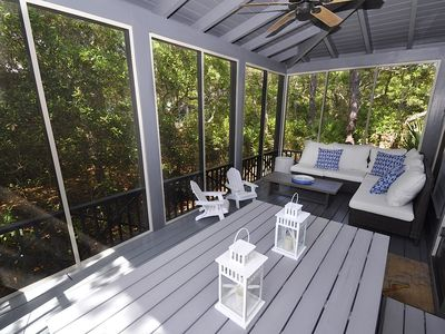 Photo for MEMORY LANE~ Magnolia Cottages~ Family Getaway Close to Beach~ Steps to Pool