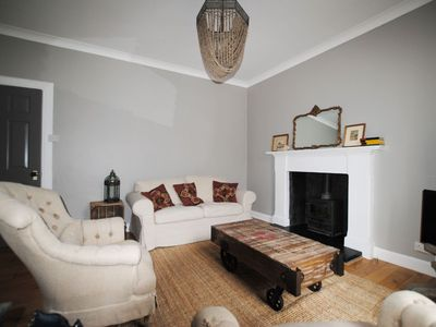 Photo for Beautifully renovated 2 bedroomed apartment