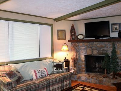 Photo for Cabin-Style Living in a Condo