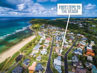 Photo for Downtown Lennox Head  - Footsteps to the Beach and Cafes