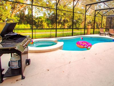 Photo for ACO PREMIUM – 8 Bd with Pool, grill and Spa (1730)