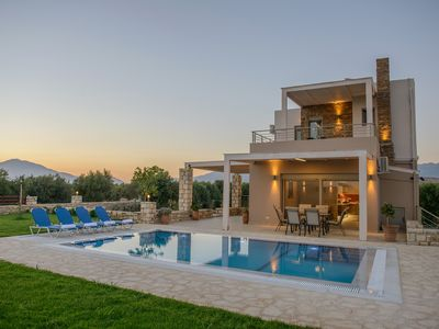Photo for A Holiday Villa in Pitsidia_ South Crete