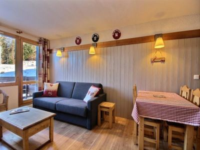 Photo for Apartment Plagne 1800, 1 bedroom, 6 persons