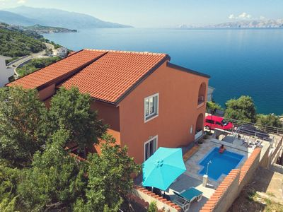 Photo for Vacation home Iris in Senj - 8 persons, 3 bedrooms