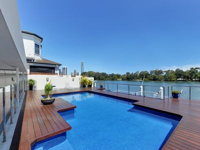 Photo for Magic on Main - Stunning Waterfront Family House
