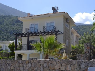Photo for 4 bedroom detached villa with private pool in Ovacik/Hisaronu