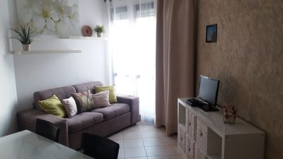 Photo for Three-room apartment between the sea and the Rimini hills