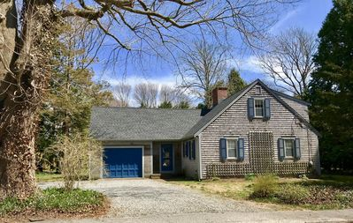 Photo for Exceptional Shore Street location and only a short stroll to Surf Drive Beach along Vineyard Sound