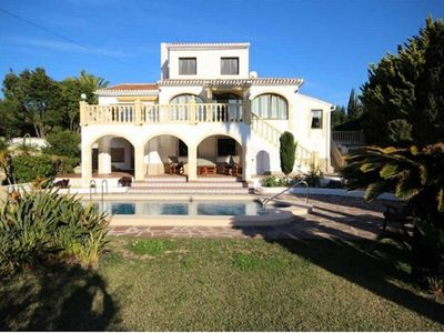 Photo for MAGNIFICENT VILLA, SWIMMING POOL, AIR CONDITIONING, WI FI