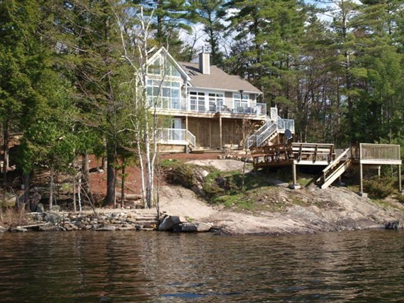 Cottages For Sale On Browning Island Lake Muskoka