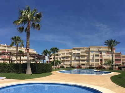 Photo for Apartment in Playasol Mediterráneo with 3 bedrooms for 6 people.