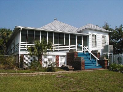 Photo for Classic Ocean Side Home On Tybee Island - Small Dog Friendly
