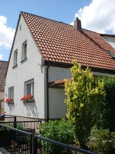 Photo for Holiday apartment Worms for 1 - 4 persons with 2 bedrooms - Holiday apartment in a two family house