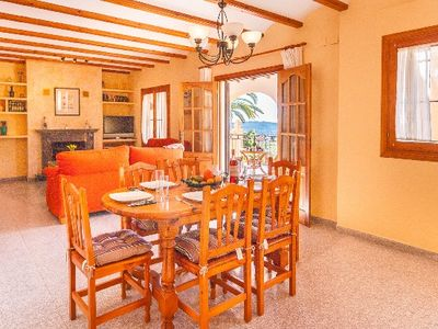 Photo for Self catering Sant Antoni for 8 people