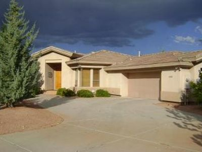 Photo for 2 bed 2 bath rental home in golf resort Sedona AZ