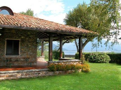 Photo for 5 bedroom accommodation in Domaso