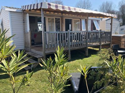 Photo for mobile home 8 people 3 bedrooms PALMYRE / ROYAN / MARENNES