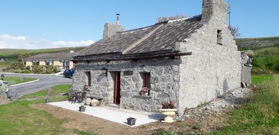 Photo for 1844 Seascape  Cottage, Fanore. Wild Atlantic Way Ireland