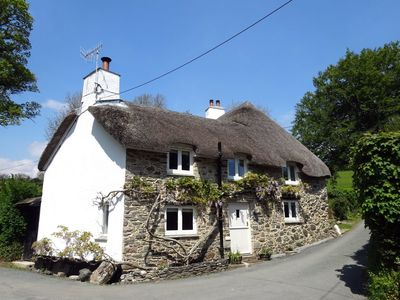 Photo for CULLAFORD COTTAGE, pet friendly in Scorriton, Ref 975826